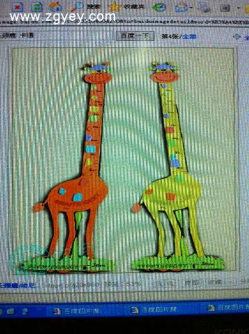 以长颈鹿为例,说说怎样才能表现长颈鹿的瘦长