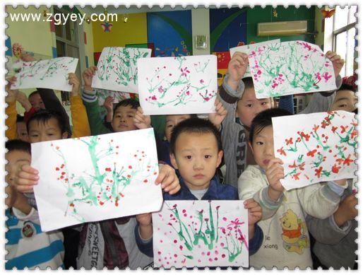 石家庄市第二幼儿园|2012毕业果二班|教学安排