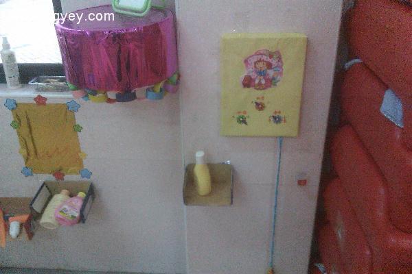 幼儿园区角发廊规则