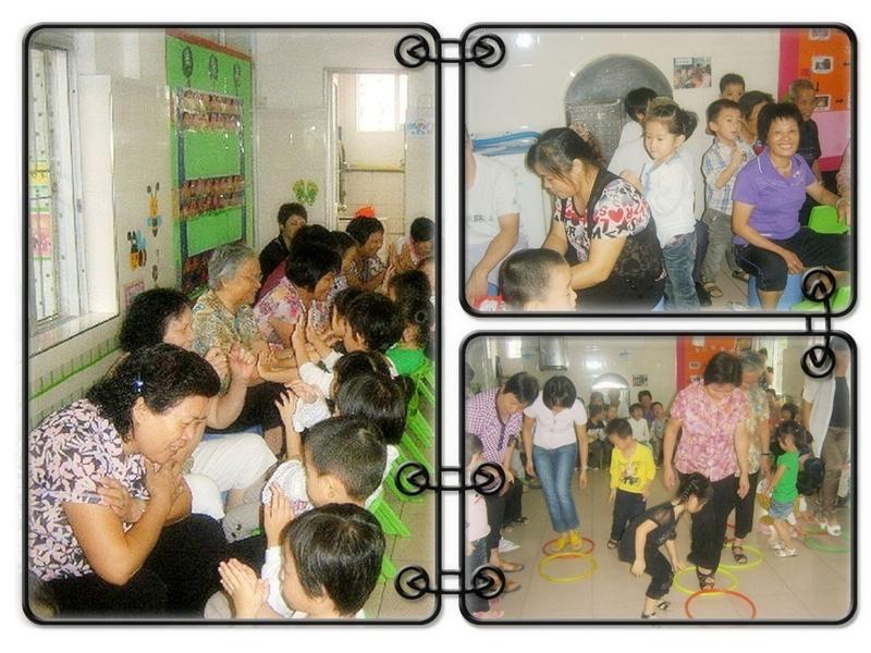 传统节日活动——重阳节-晓玲才艺双语幼儿园