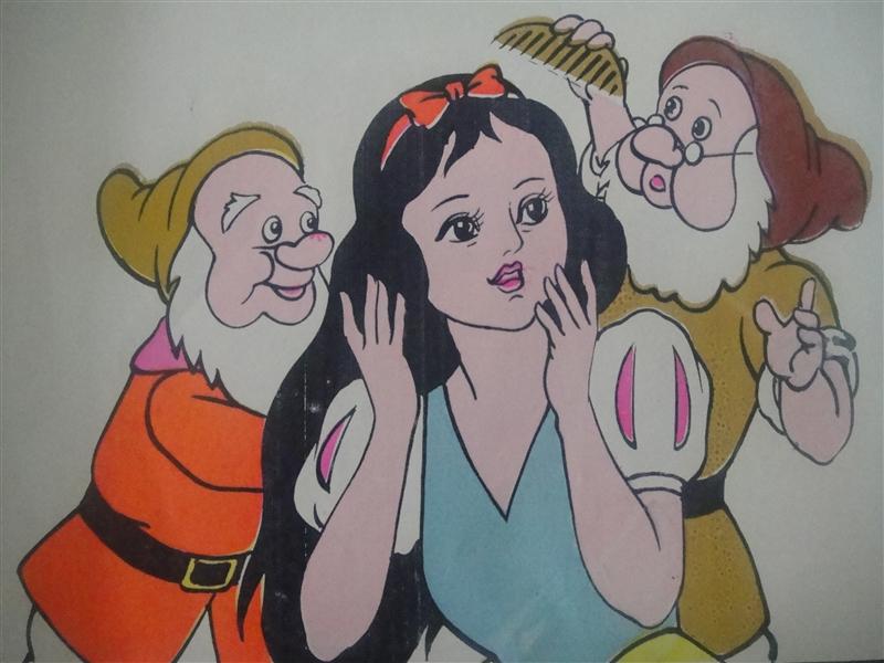 故事推荐——经典童话故事《白雪公主》