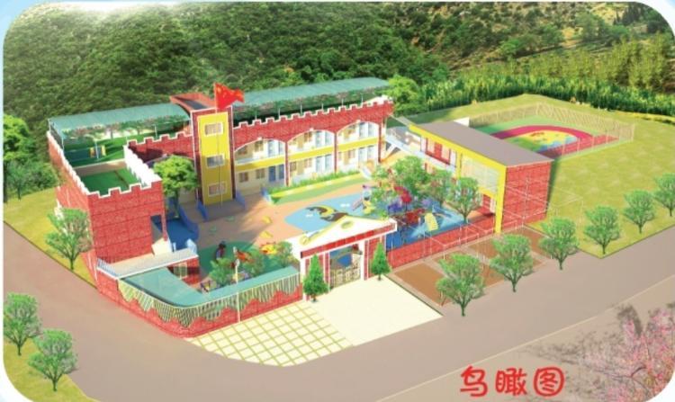 广州市南沙区新徽幼儿园是目前南沙区投资最大,品味最高,设施最