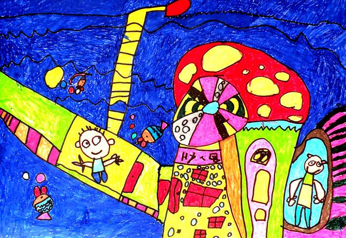 儿童画大全图片一等奖-幼儿园门户网 免费幼儿园网站建设平台 国内最