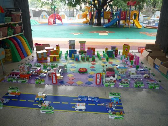 国外幼儿园组织结构