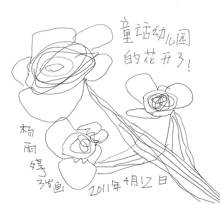 童话世界幼儿园在《快乐儿童日记画》活动中的获奖