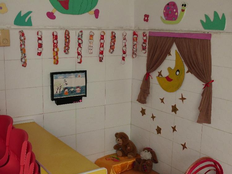 幼儿园区角环境布置:益智区 幼儿园环境图片图片