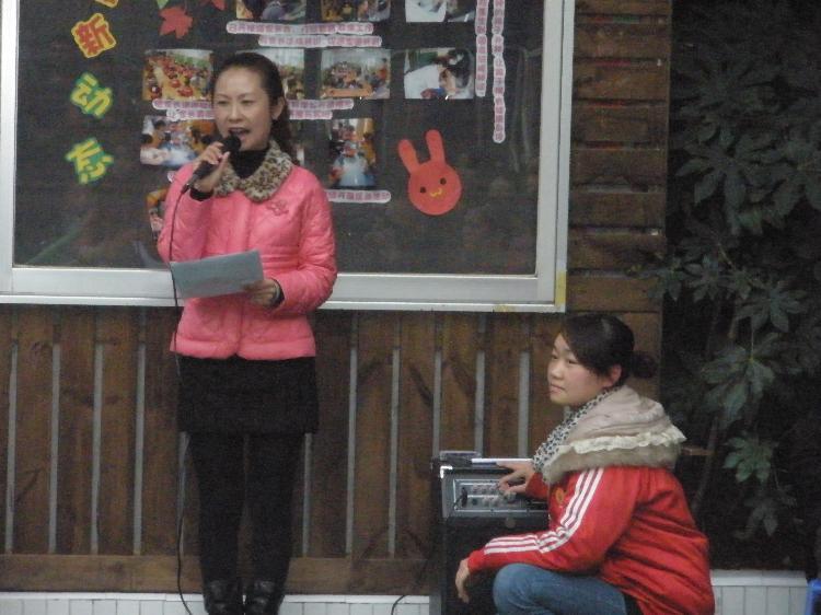 向日葵第二幼儿园早操表演活动圆满结束!