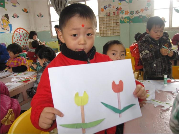 """三八妇女节""""爱心送妈妈""""活动-定远县粮食局幼儿园"""
