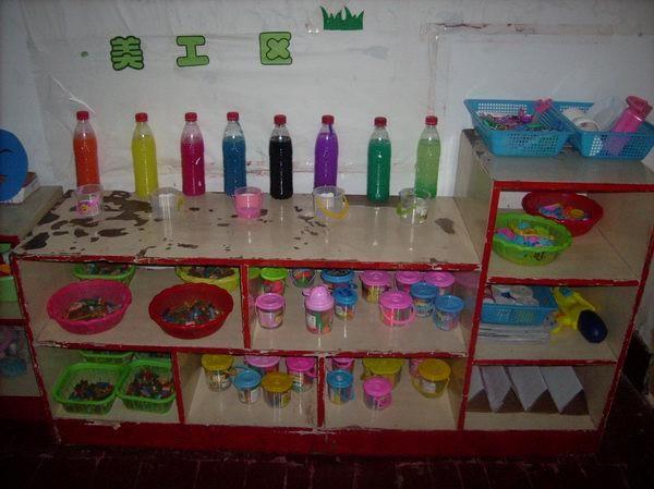 幼儿园课室区域活动平面设计图展示图片