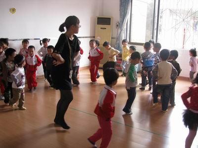 张幼:古典音乐律动与幼儿节奏感的培养