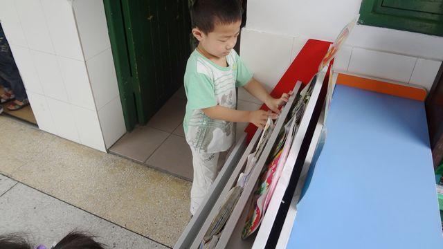 幼儿擦桌子简笔画步骤
