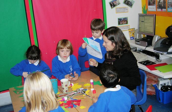 参观英国幼儿园-大连爱弥儿幼儿园