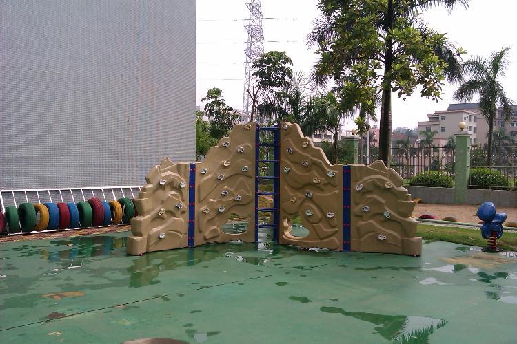 幼儿园户外活动场地1