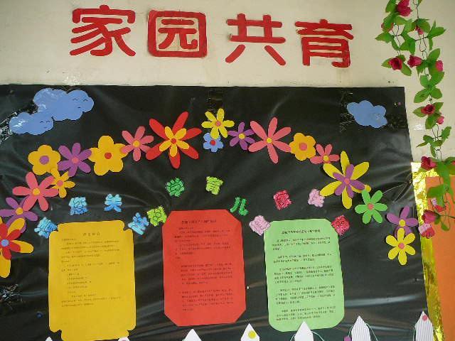 各班家教宣传栏检查情况汇总-湖北省麻城市幼儿园